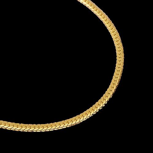 ALMOND CHAIN GOLD