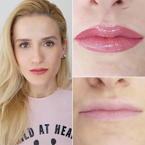 Beautiful lips_Semi permanente make-up v