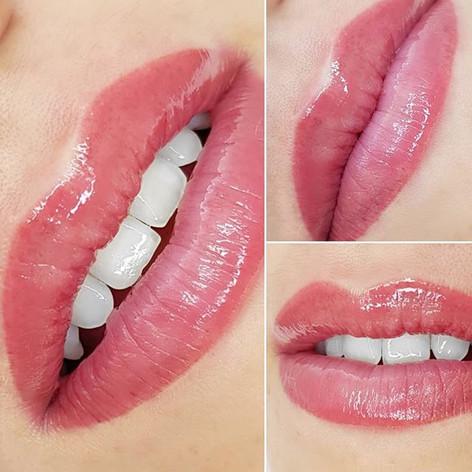AQUA LIPS__Semi permanent make-up right