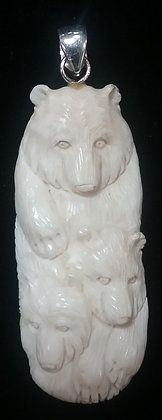 3 Bear Faces