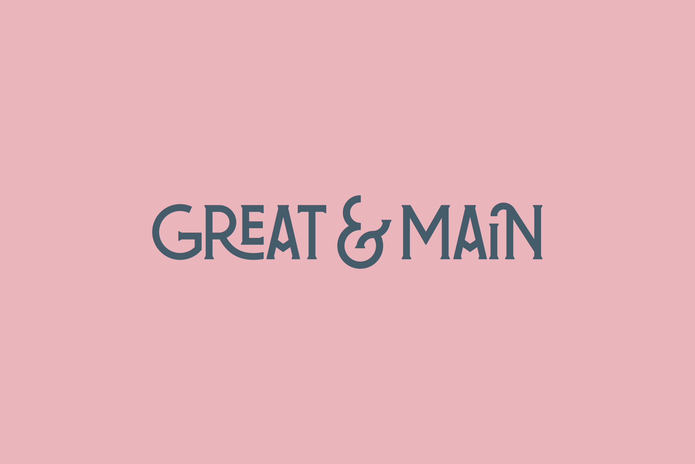 Great & Main