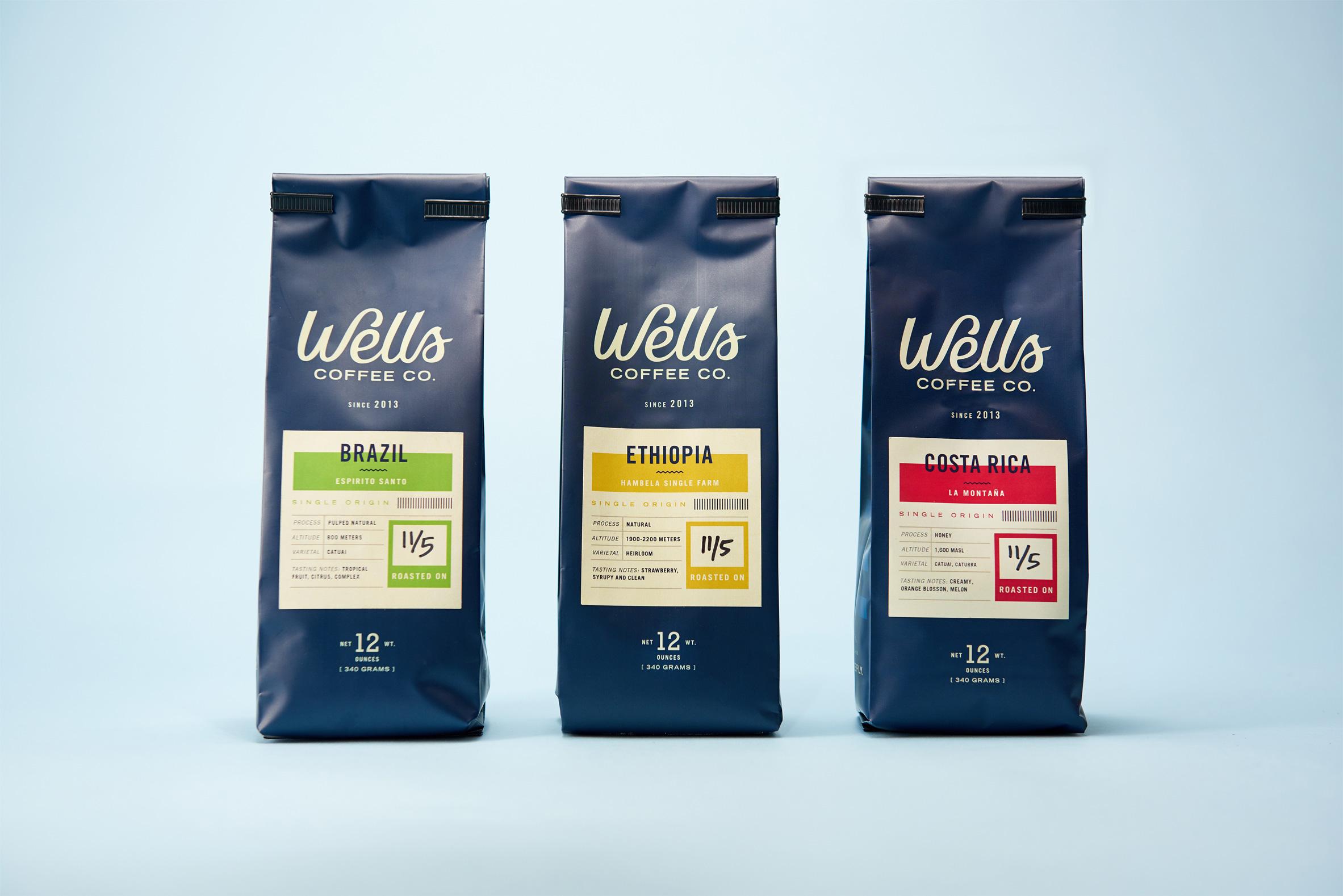 Wells Coffee Co.