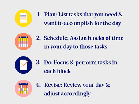 How to Time-Block Your Day