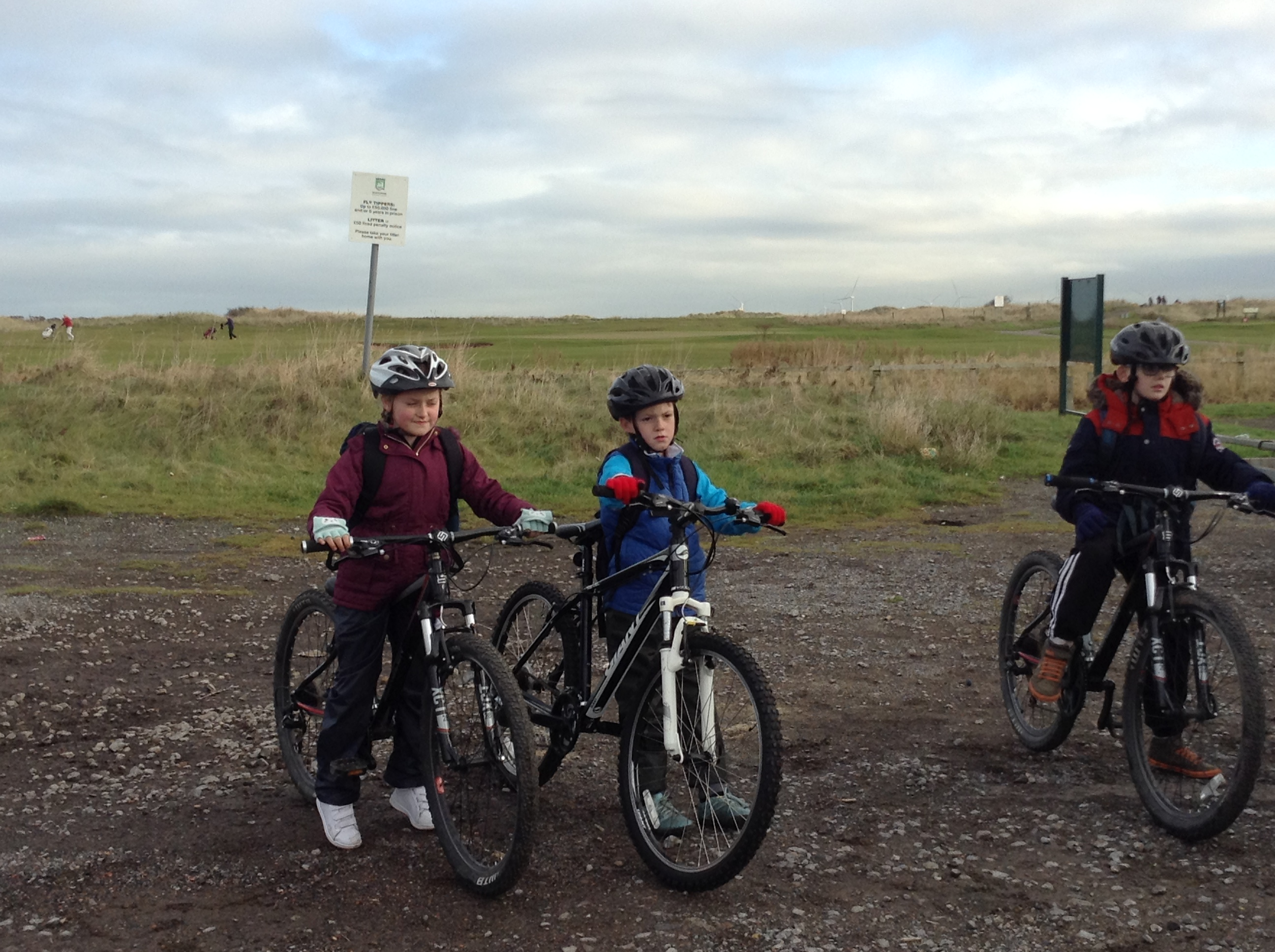 Year 5 Cycling