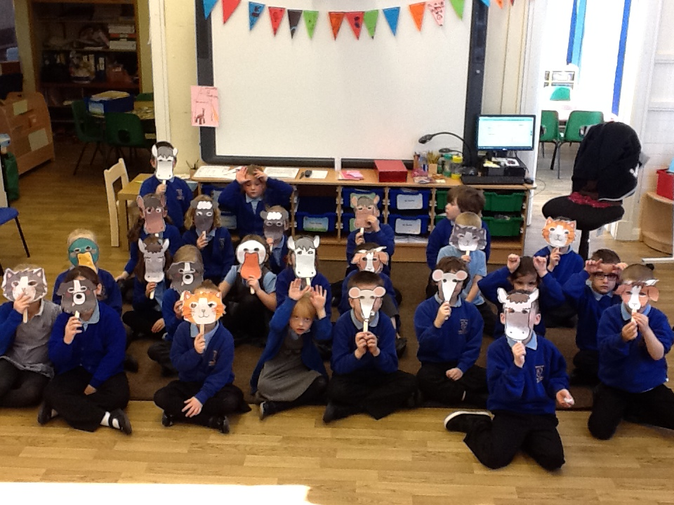 Our Year 2 Class