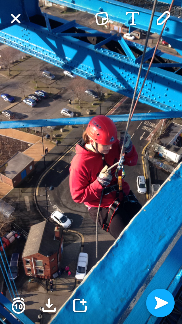 Abseil Day
