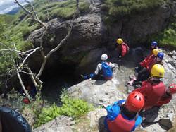 Gorge Jump
