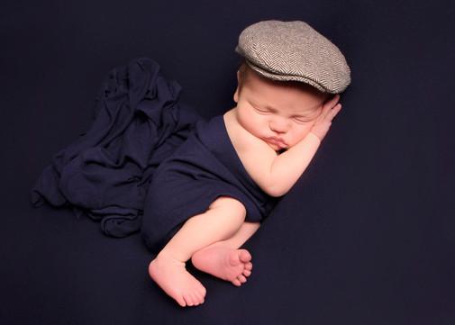 Cai's Newborn Shoot