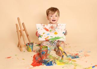 Joey's Paint Smash