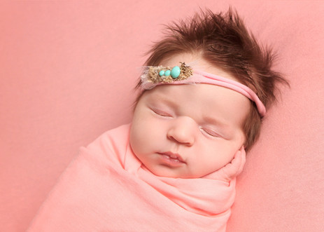 Erin's Newborn Shoot