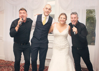 Micheal & Claire's Wedding - St Mellons