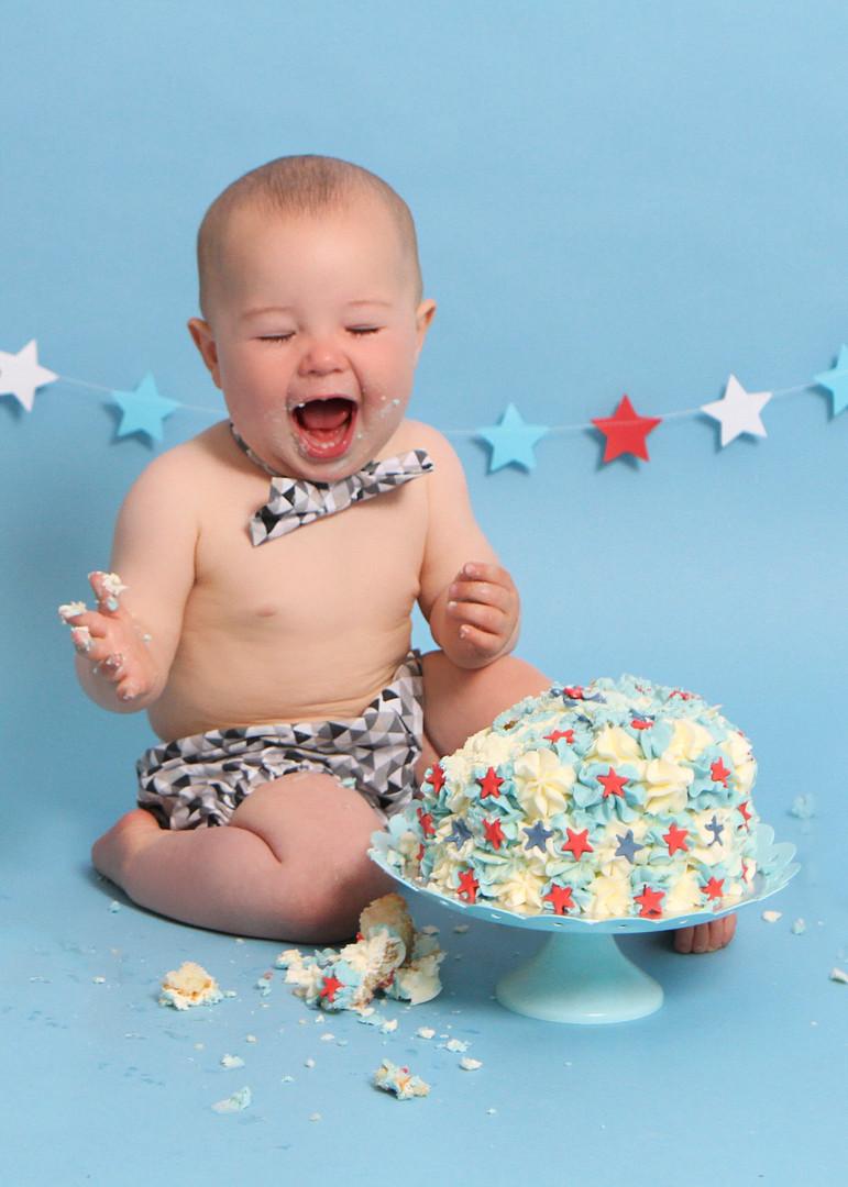Alfie's Cake Smash