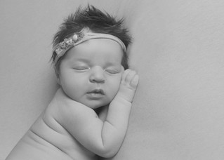Erin's Newborn Shoot