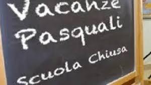 Vacanze Pasquali: sospensione lezioni da giovedì 18 a giovedì 25 aprile