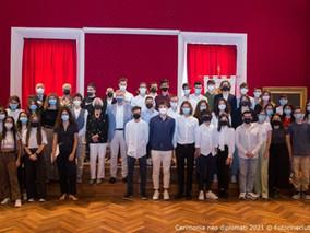 Premiati presso il Comune di Recanati studenti e studentesse eccellenti