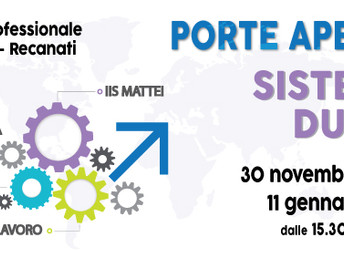 "Open day IP ""Corridoni""  Recanati"
