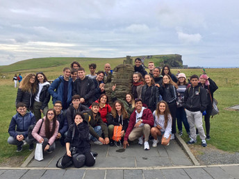English4U: studenti delle scuole di Recanati  in Irlanda