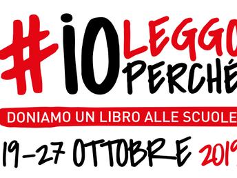 """#ioleggoperché : Dona un libro all'""""I.I.S. """"E. Mattei"""""""