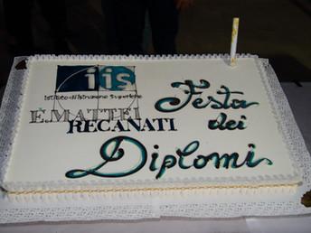 Festa dei Diplomi: Cerimonia di Consegna