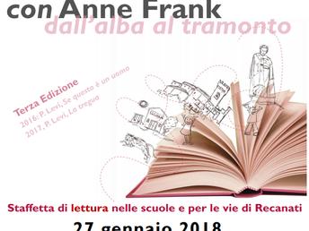 Giorno della Memoria - Staffetta di lettura