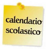 Calendario Scolastico 2021/22