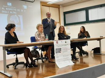 "Assemblea d'Istituto classi quinte: ""Parità di genere"" obiettivo 5 Agenda 2030"