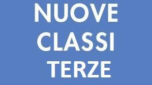 a.s-2017-18: On Line la composizione delle classi terze