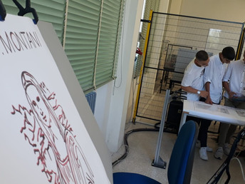 Corso COMAU: assegnati i Patentini della Robotica