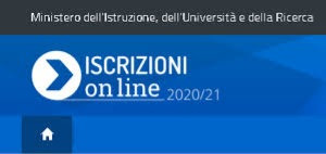 Iscrizioni on line alla classe prima a.s. 2020/21