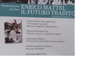 Una mattina dedicata al ricordo di Enrico Mattei