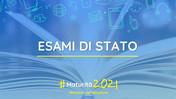 Esami di Stato a.s. 2020-21 in sicurezza