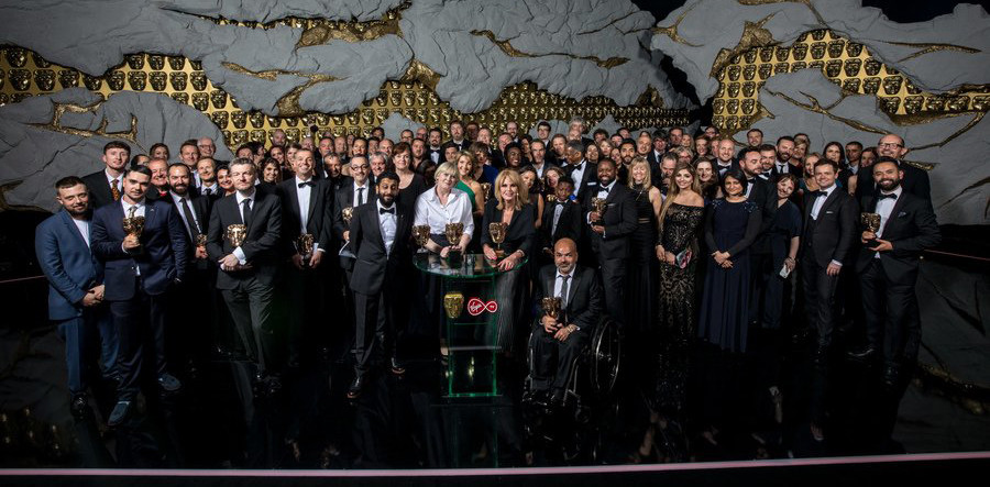 People Just Do Nothing Wins a BAFTA!