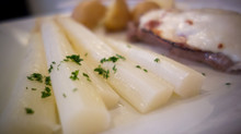 What exactly is Spargel?