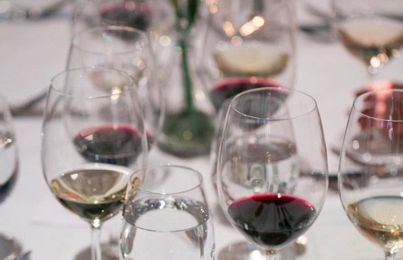Wine Wednesday tastings at modern german dining restaurant in Kansas City