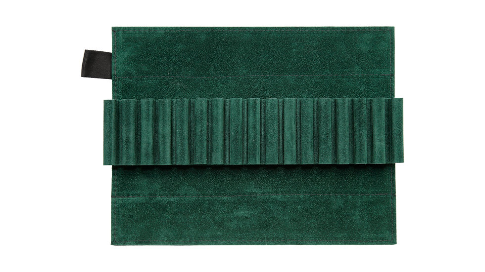 GREEN TRAY WITH RACK