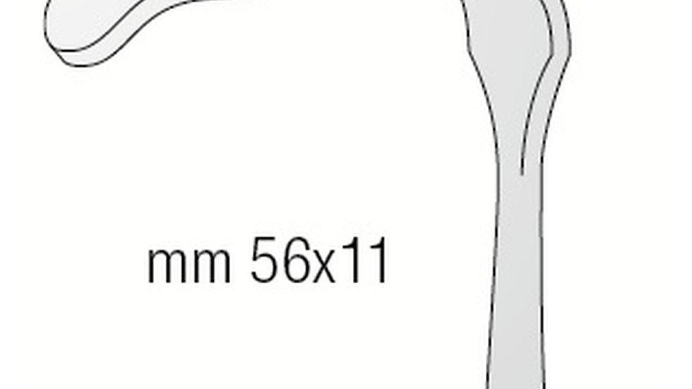 RETRACTOR KOCHER mm56x11 INT.