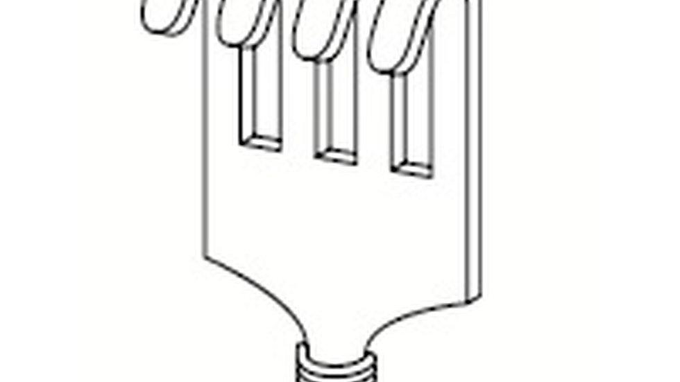 RETRACTOR FLEXIBLE x4