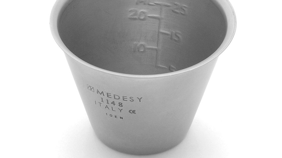 MIXING CUP WITH SCALE