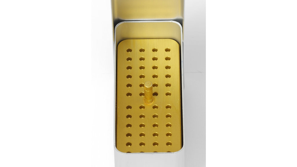 ENDODONTIC BOX ALUMINIUM SMALL