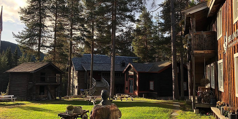 The Pure Bliss Retreat - Norway
