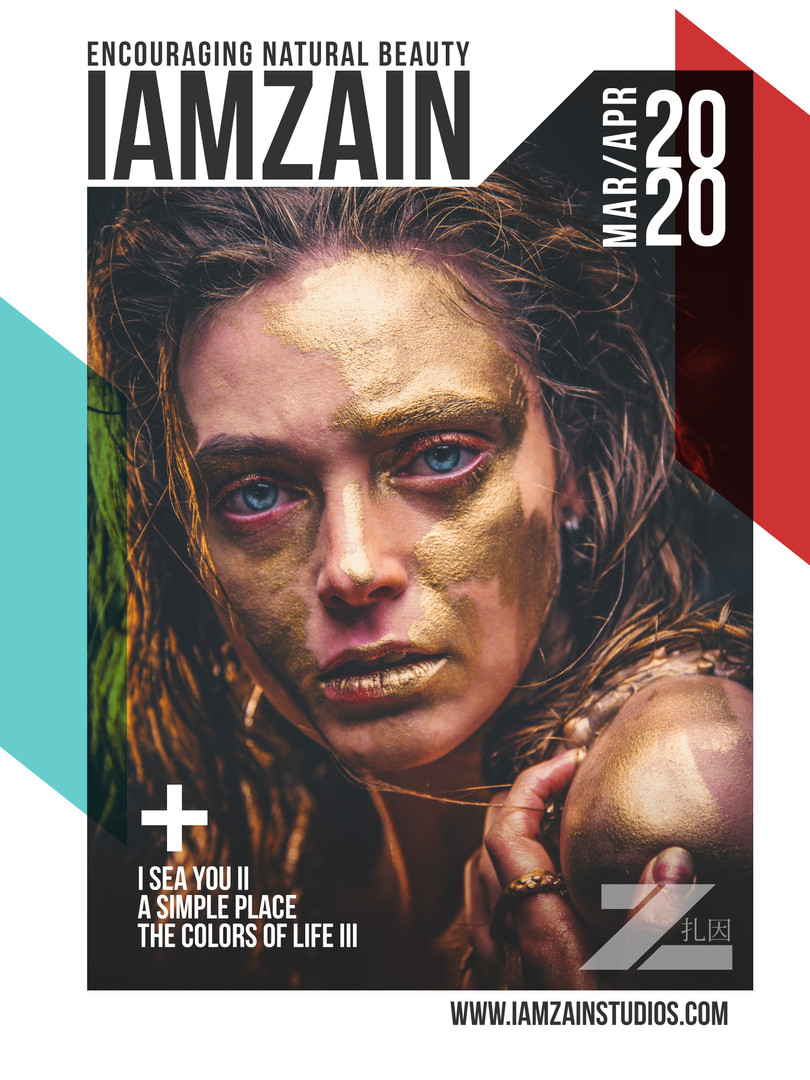 I Am Zain: Photography Issue Mar/Apr 2020