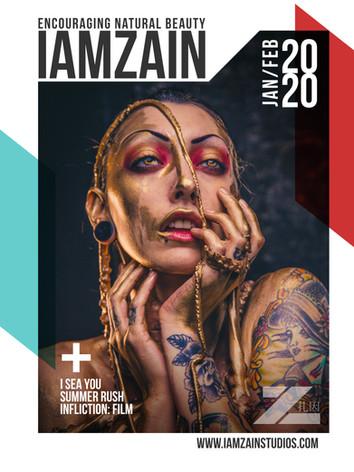 I Am Zain: Photography Issue Jan/Feb 2020