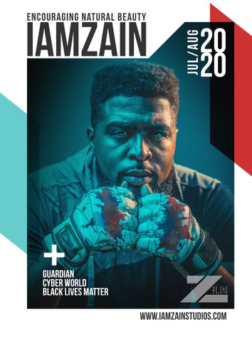 I Am Zain: Photography Issue July/August 2020
