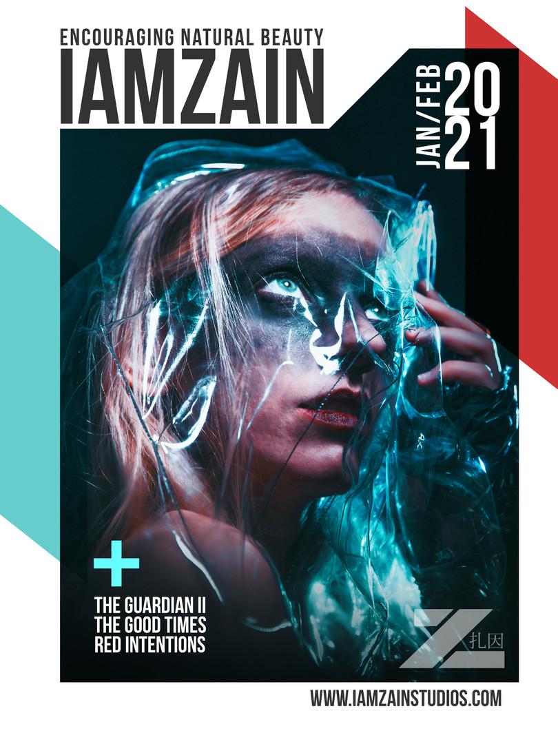 I Am Zain: Photography Issue January/February 2021