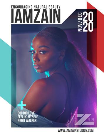 I Am Zain: Photography Issue November/December 2020