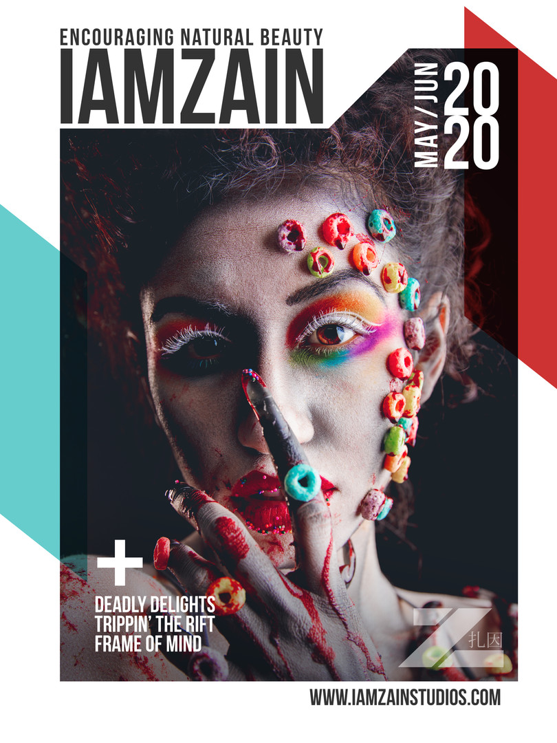 I Am Zain: Photography Issue May/June 2020
