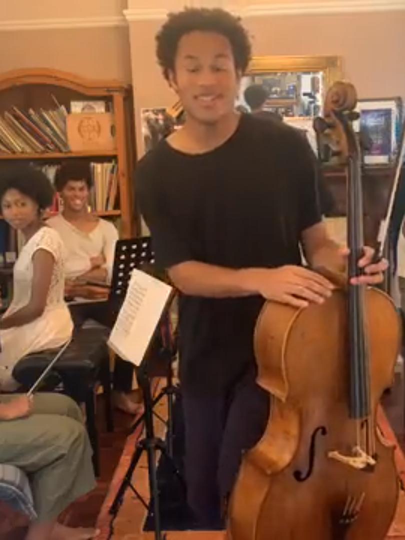 Shekku Kanneh-Mason Music