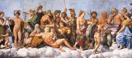Mitologia greca: l'uomo dietro il dio