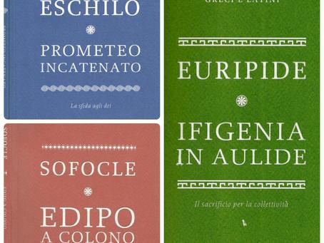 Focus on: Prometeo, Edipo, Ifigenia