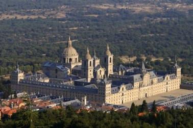 Il fascino madrileno del Monastero de El Escorial